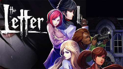 The letter: Horror visual novel Screenshot
