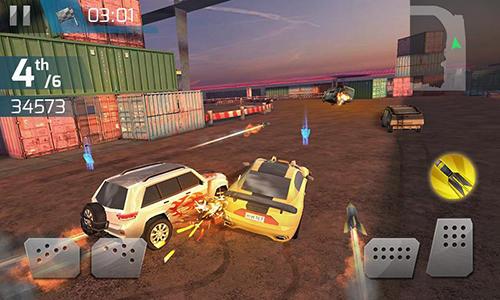 Demolition derby 3D capture d'écran 1