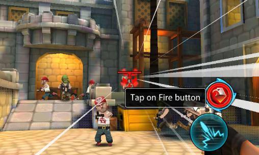 Action of mayday: SWAT team Screenshot