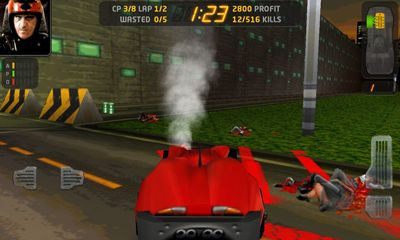 Carmageddon скриншот 1