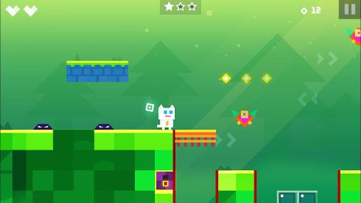 Pixel Super phantom cat auf Deutsch