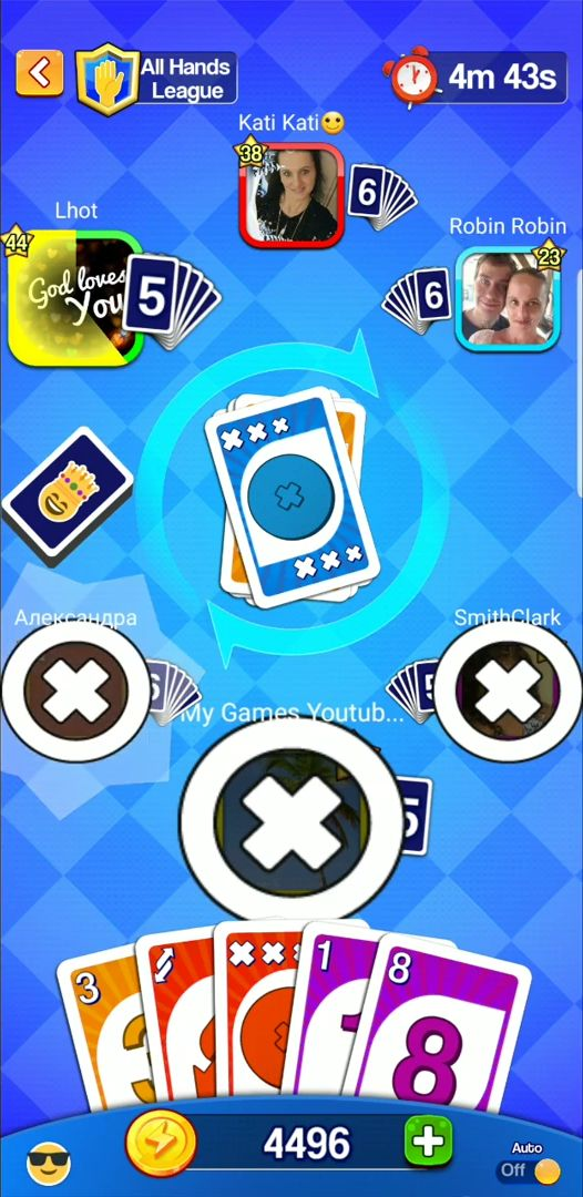 Card Party! - UNO with Friends Online, Card Games para Android