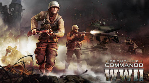 Android update: games android: free download frontline commando v.