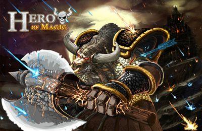 логотип Герой Магии