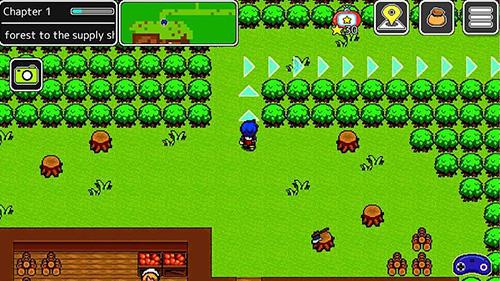 RPG Archlion saga: Pocket-sized RPG für das Smartphone