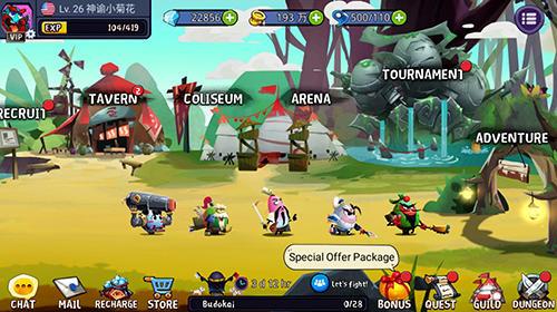 Egg heroes saga für Android