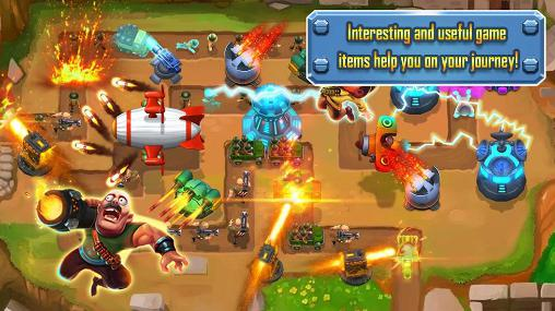 Epic defenders TD für Android
