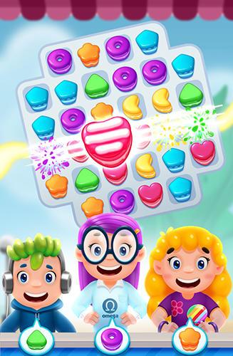Arcade Gummy land für das Smartphone