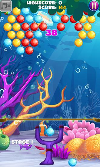 Bubble mermaid: Candy pop für Android
