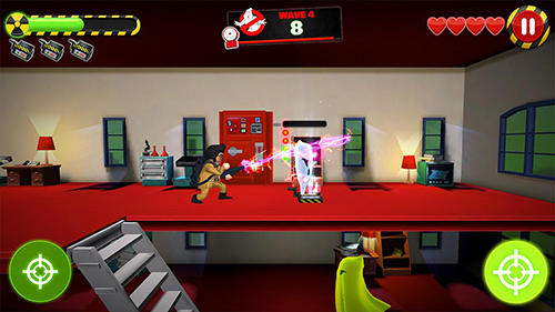 Playmobil Ghostbusters für iPhone