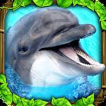 Dolphin simulator icono