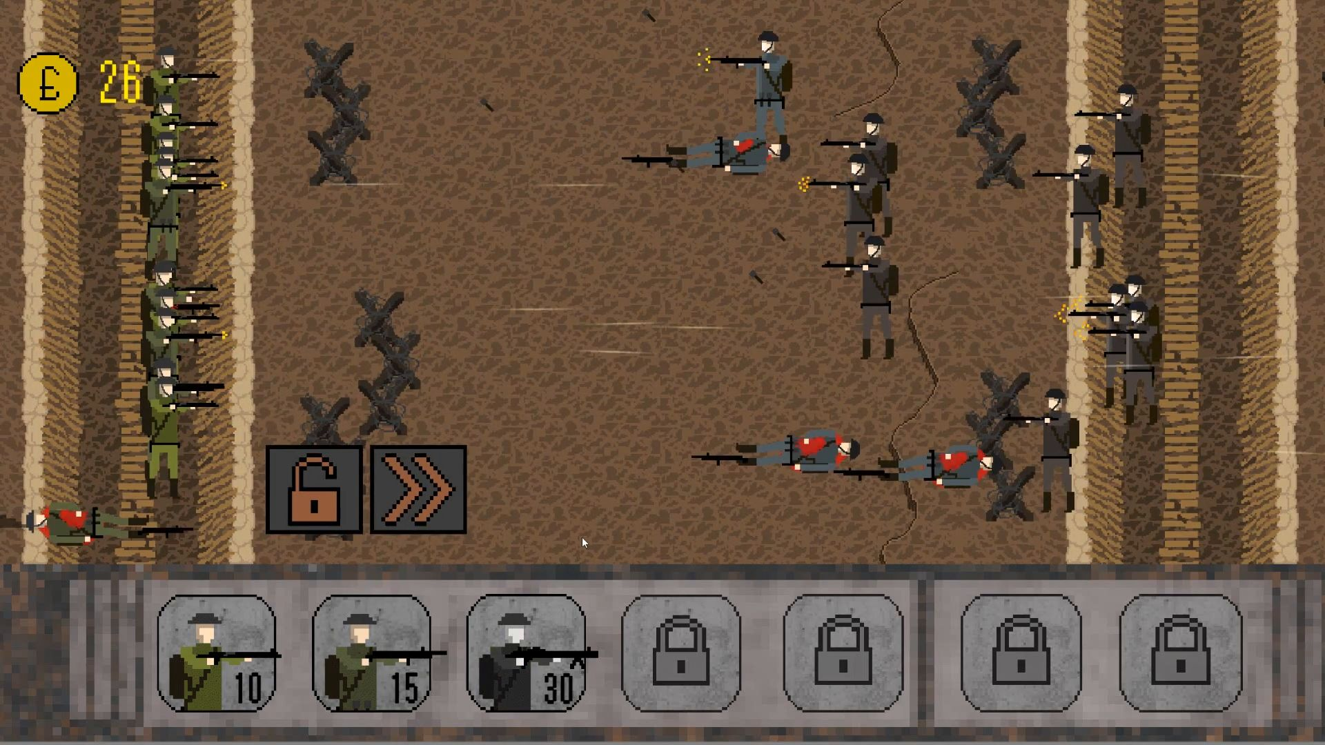 Trench Warfare 1917: WW1 Strategy Game para Android