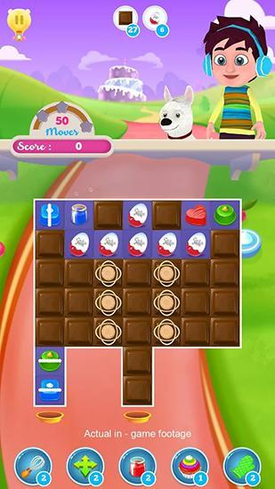 Cake jam screenshot 4