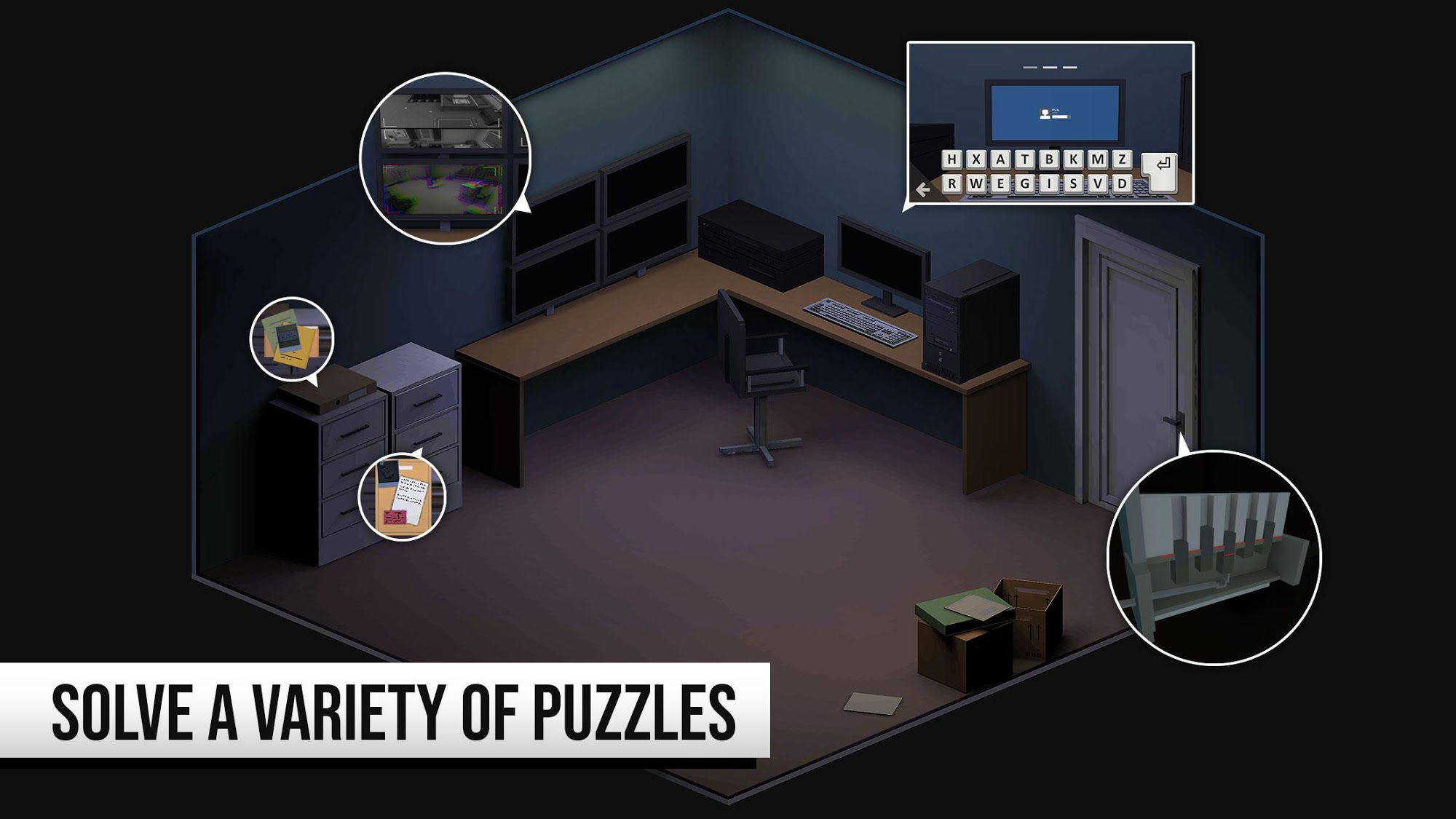 NOX - Escape Games for Android