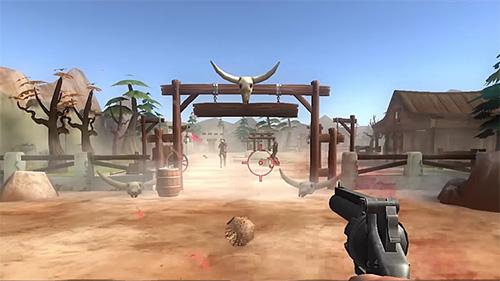 Juegos de acción Call of outlaws para teléfono inteligente