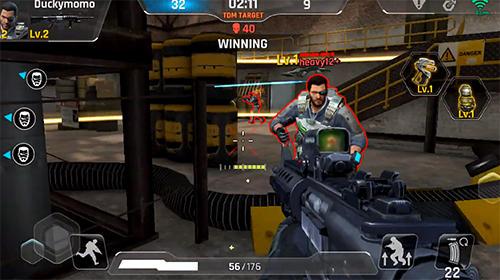 Blackshot M: Gears для Android