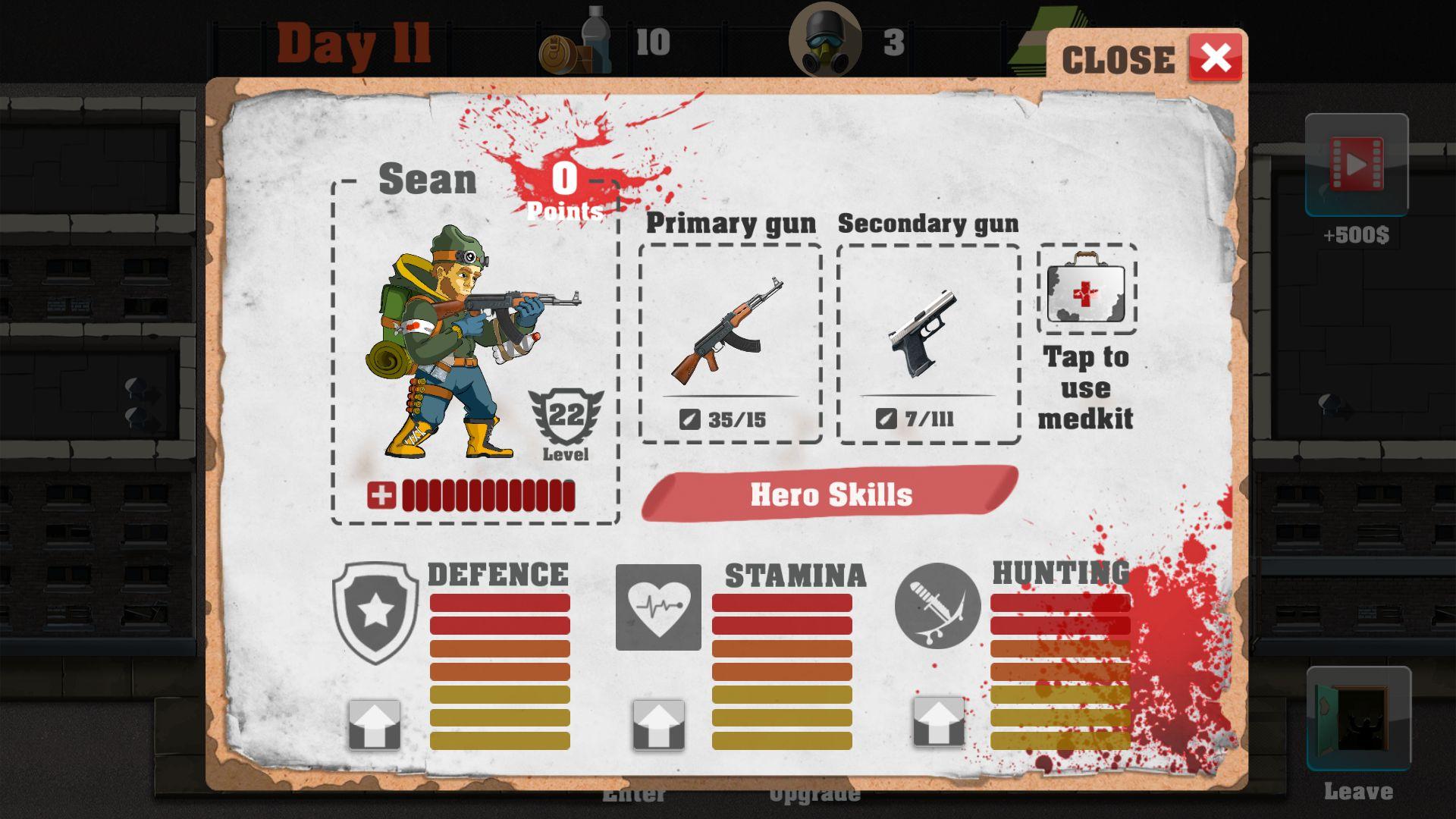 Last Breath: Zombie Apocalypse screenshot 1