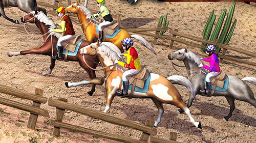 Horse drag race 2017 screenshot 3