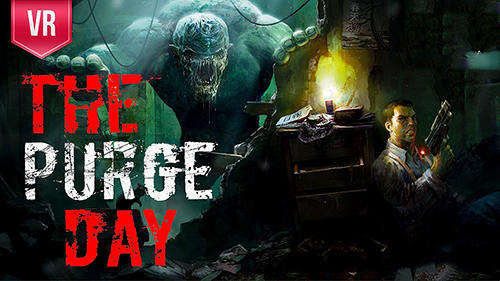 The purge day VR icon
