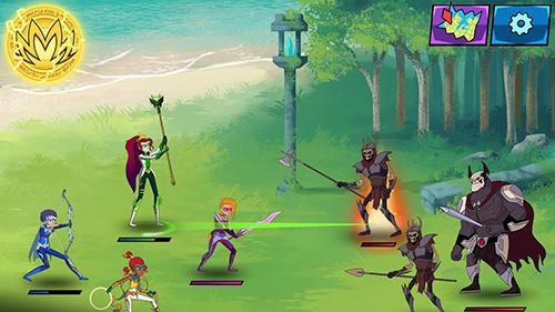 Mysticons: Secrets of Gemina für Android