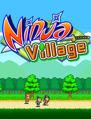 Ninja village Screenshot