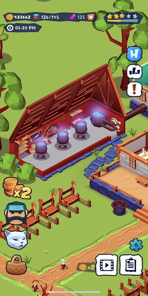 Idle Inn Tycoon screenshot 1