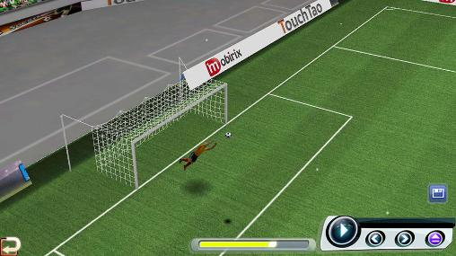 Soccer king Screenshot