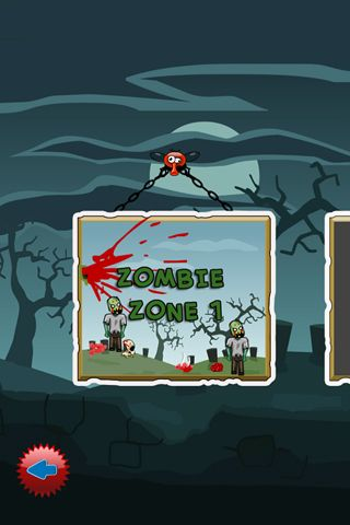 Аркади: завантажити Зона зомбі на телефон
