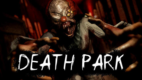 Death park: Scary clown survival. Halloween horror capture d'écran 1