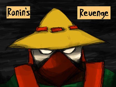 logo La venganza de Ronin