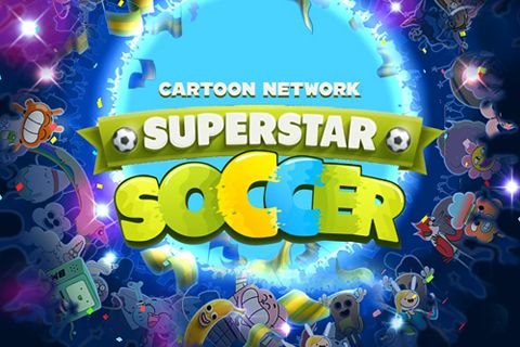 logo Cartoon Network Superstar Fußball