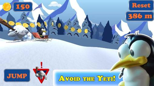 Peik the penguin Screenshot