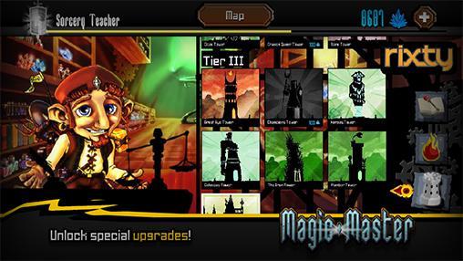 Magic master für Android