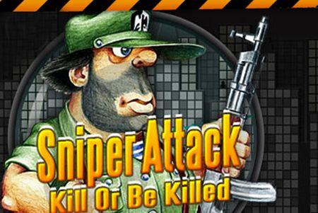 logo Sniper Angriff: Töte oder stirb