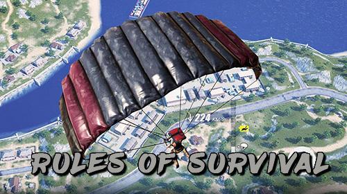 Rules of survival captura de tela 1