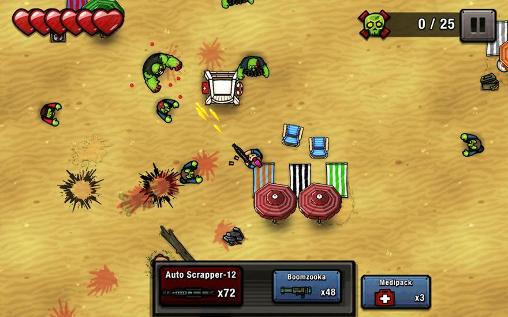 Zombie scrapper für Android