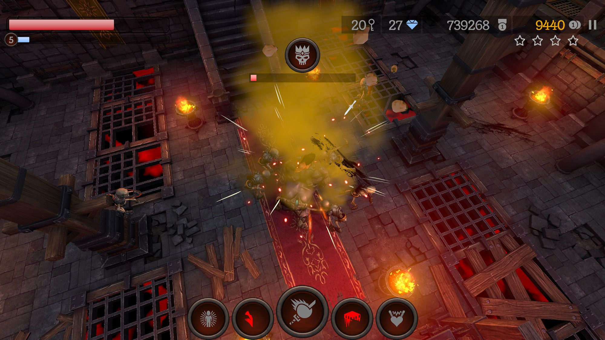 Dungeon Mania para Android