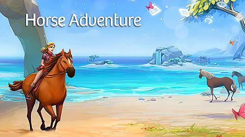 アンドロイド用ゲーム ホース・アドベンチャー: テール・オブ・エトリア のスクリーンショット
