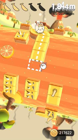 Arcade The last banacat für das Smartphone
