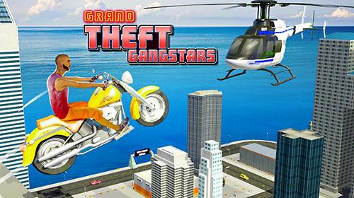 Grand gangster: Crime simulator 3D captura de pantalla 1