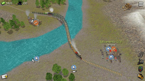 Deckeleven's railroads para Android