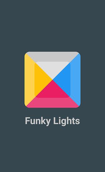 Funky lights Screenshot