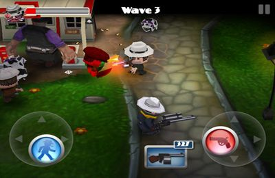 Mafia Rush for iPhone