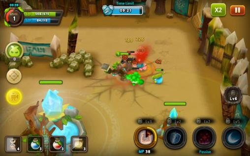 Plants war 2 für Android