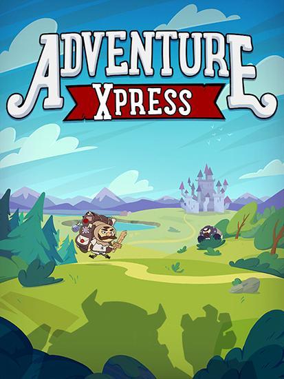 Adventure xpress capture d'écran 1