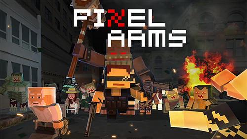 Pixel arms ex: Multi-battle Symbol