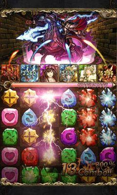 Arcade-Spiele Tower of Saviors für das Smartphone