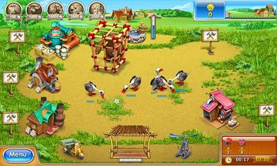 Farm Frenzy 3 screenshot 1