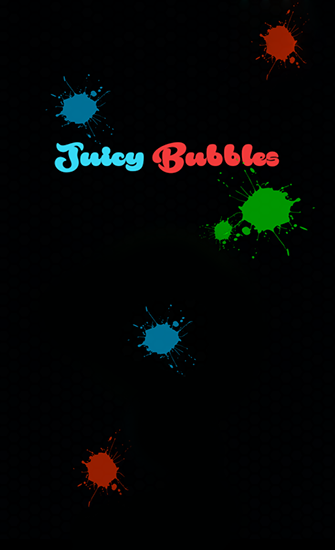 Juicy bubbles Screenshot