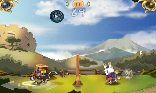 9 elements: Action fight ball für Android